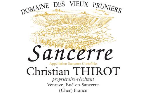 Domaine des Vieux Pruniers - Christian Thirot